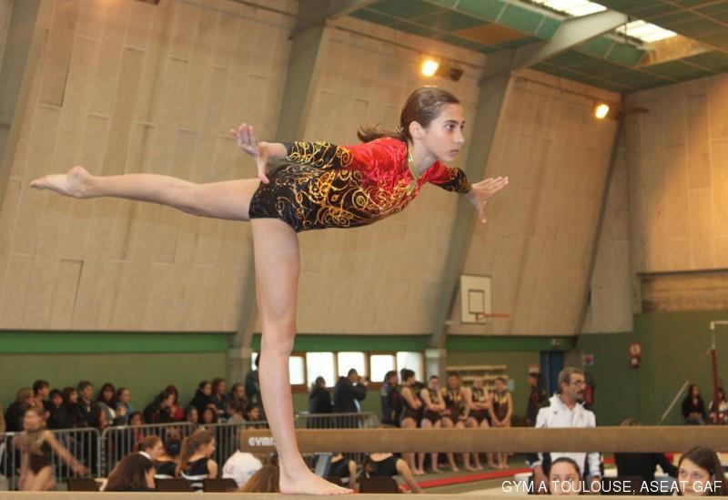 gymnastique, gym, aseat, toulouse, cours, enfant, championnat, concours, performance