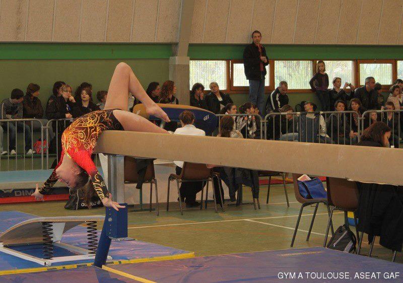 gymnastique,équipe, filles gym, aseat, toulouse, cours, enfant, championnat, concours, performance,rampe